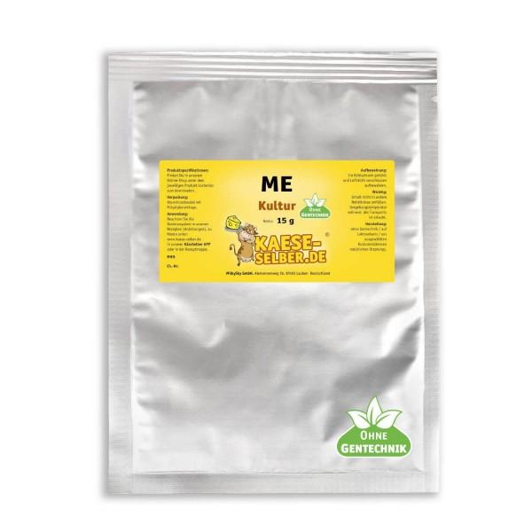 ME Mesophilekultur für Käse, Quark, Frischkäse uvm.