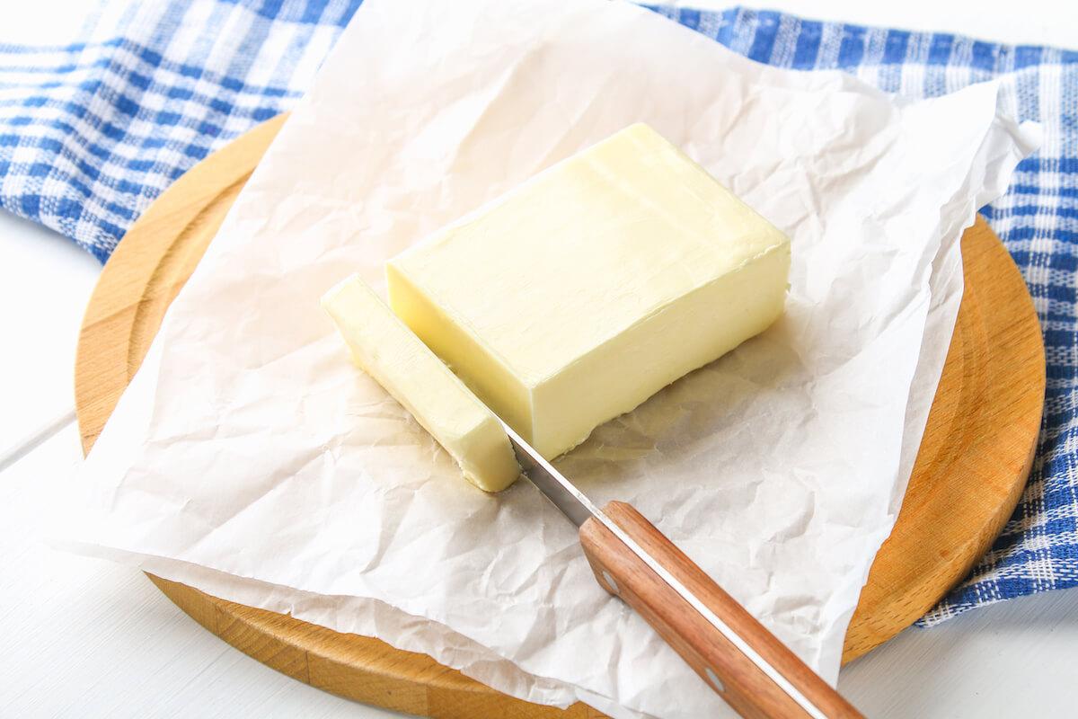 Butter selber machen aus Milch