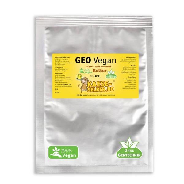 GEO Vegan Geotrichum Candidum - leichter Weißschimmel