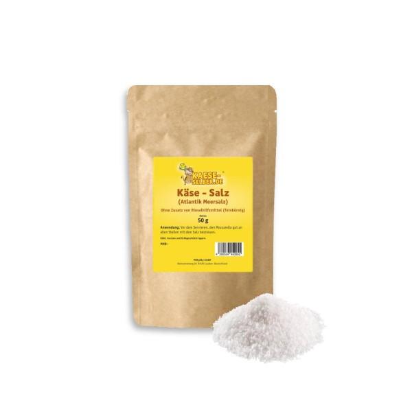 Käse - Salz 50 g (Meersalz)