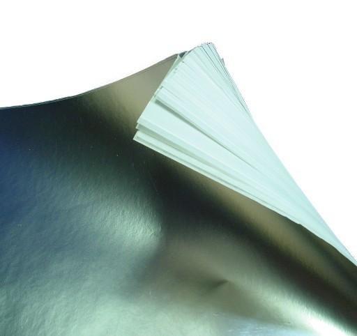 Alufolie mit Pergamentpapier 10 Blatt