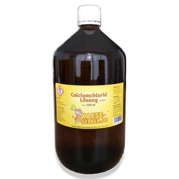 Calciumchlorid flüssig 1000 ml - 35 %ige Lösung