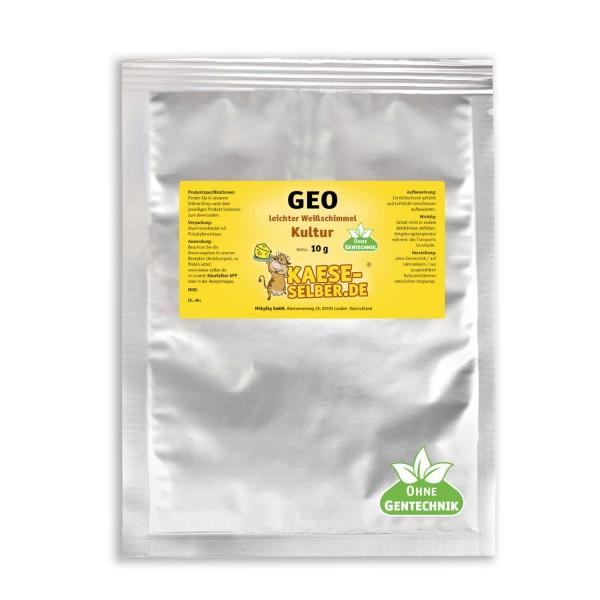 GEO Geotrichum Candidum - leichter Weißschimmel