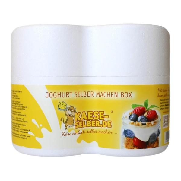 Joghurt Box Reifebox (ohne Strom)