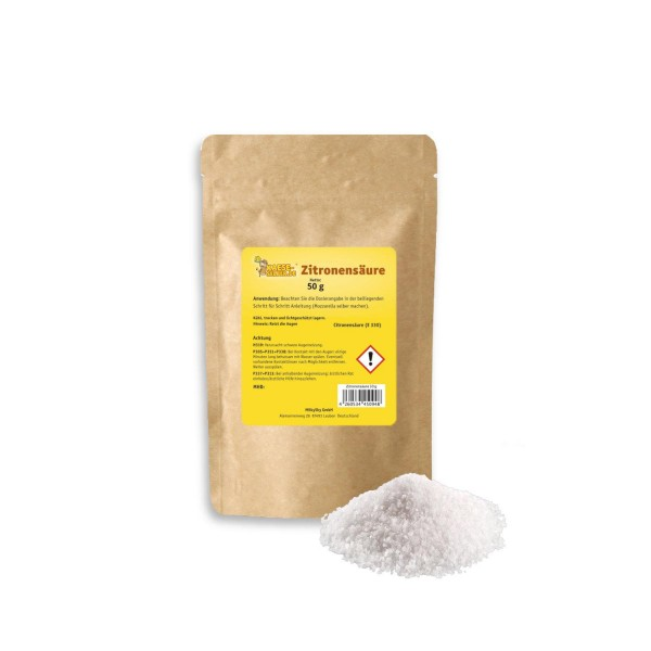 Zitronensäure 50 g