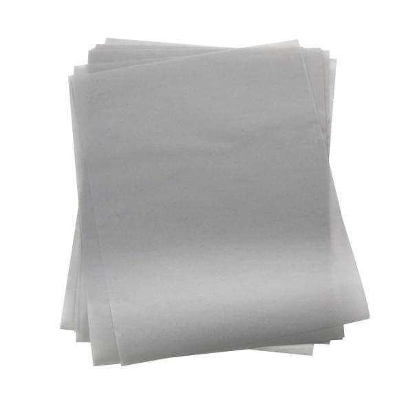 Wachspapier für Käse und Butter 20 Blatt 25,3 cm x 19,3 cm